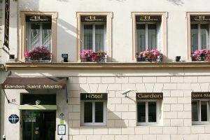 Hôtel Garden Saint Martin République